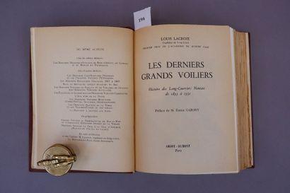 Louis Lacroix, AMIOT-DUMONT, Paris, 1953....
