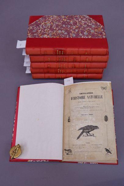 Dr CHENU. Encyclopédie d'histoire naturelle....