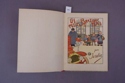 JORDIC. Les petits Brazidec à Paris. Librairie...