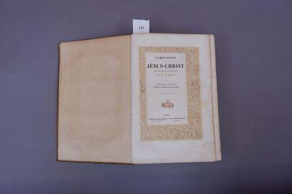 DARBOY. L'Imitation de Jésus-Christ. Paris,...