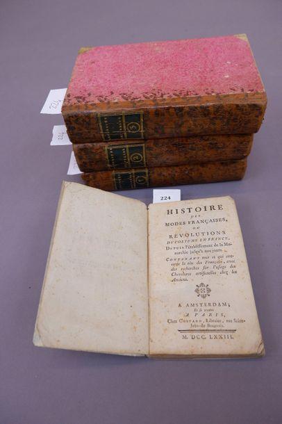 Ensemble de livres comprenant :    - GUTHRIE....