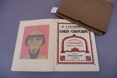 Alexandre POUCHKINE. Boris Godounov. Paris,...