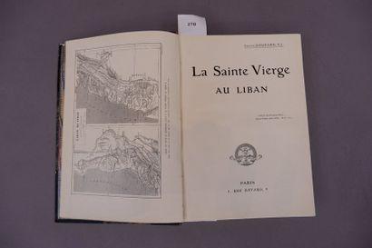 Tristan TZARA et Etienne SVED. L'Egypte face à face, Edition Clairefontaine, 1954,...