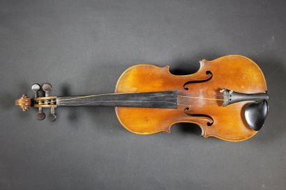 Violon MIRECOURT fait vers 1910/20. Etiquette...