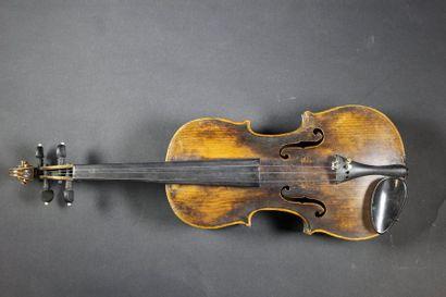 Violon de l'école allemande début XXe siècle....