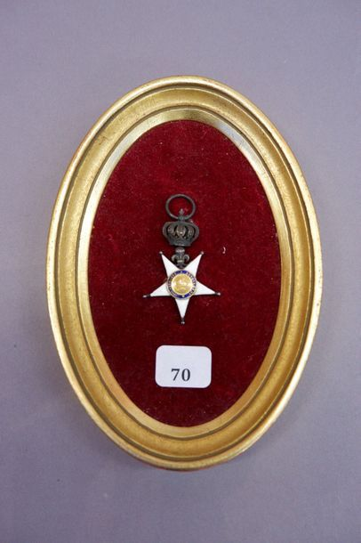 Médaille Louis XVIII.