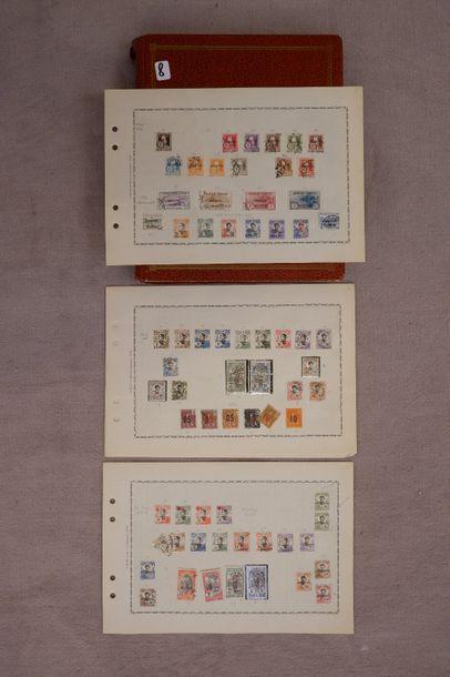 Huit volumes °/* Classique SM Amérique du Nord et du Sud + centrale Afrique Asie...