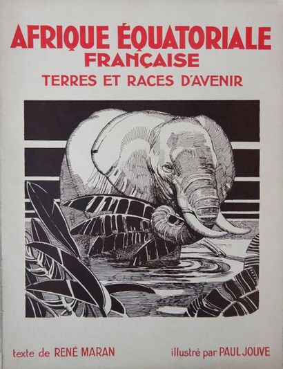 Afrique-Équatoriale Française Terres et races...