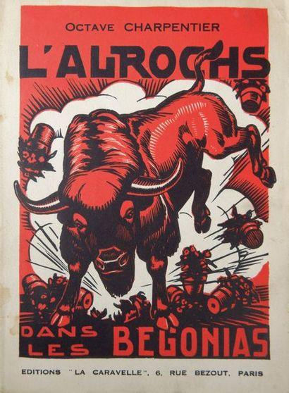 L'Auroch dans les bégonias, 1930 Octave Charpentier,...