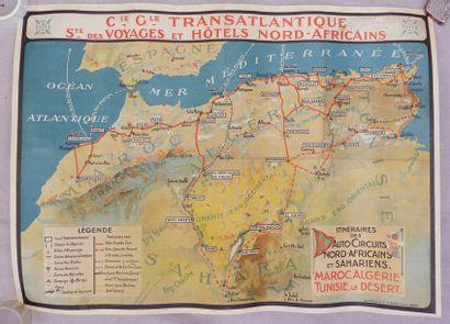 Compagnie générale transatlantique. Société...