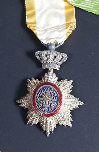 Cambodge Ordre royal du Cambodge. Étoile...