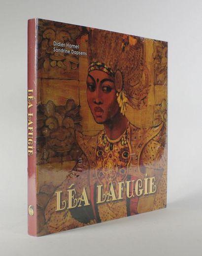 DIDIER HAMEL ET SANDRINE DAPSENS Léa Lafugie. Ouvrage monographique par Hexart Publishing...