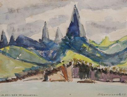 Pierre BOMPARD (1890-1962)