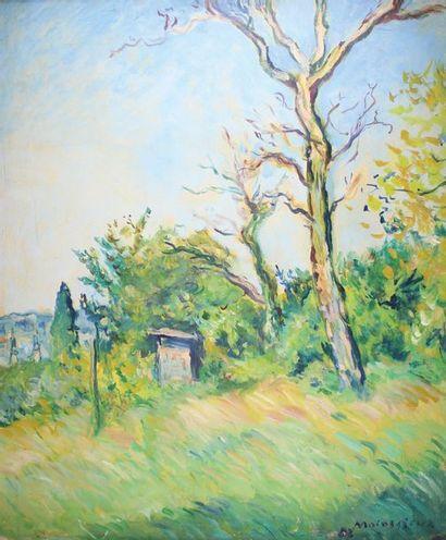 Lucien MAINSSIEUX (1885-1958)