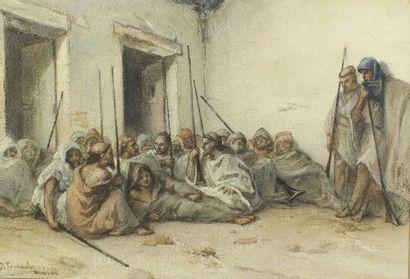 Jan Frans PORTAELS (1818-1895)