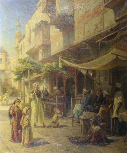 École orientaliste du XIXe siècle