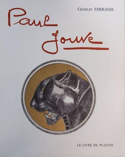 Paul JOUVE par Charles TERRASSE.