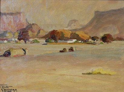 Gustave HERVIGO (1896-1993)