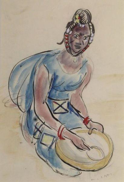 Monique CRAS (1910-2007)