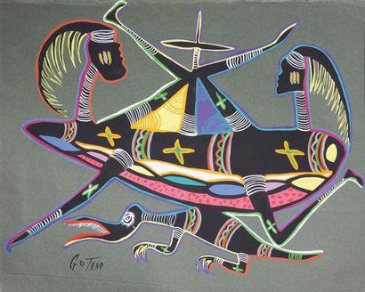 MARCEL GOTENE (1939-2013)