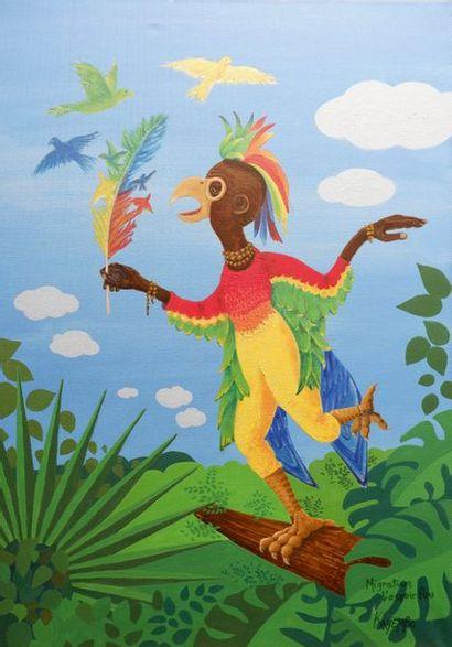 KAYEMBO (RDC, Kinshasa, XXe-XXIe siècles)