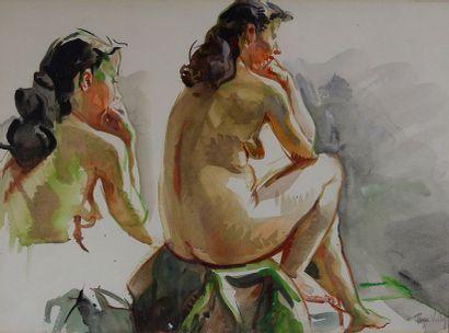 Pierre VALLET (1884-1971)