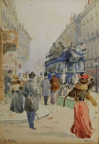 Anna PALM DE ROSA (1859-1924)