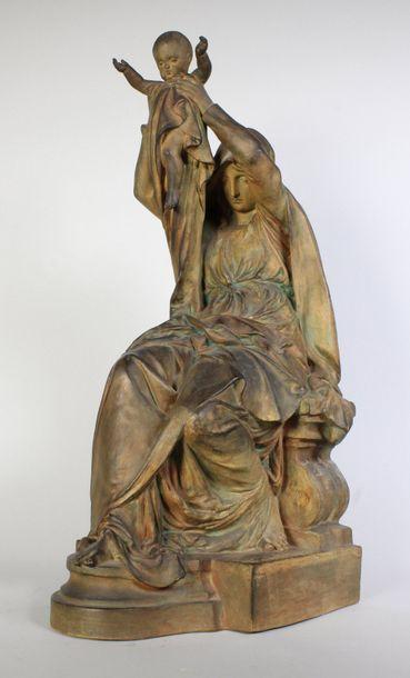 Albert Ernest CARRIER-BELLEUSE (1824-1887)