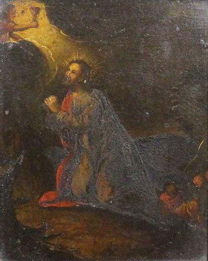 ECOLE DU XVIIIe SIÈCLE