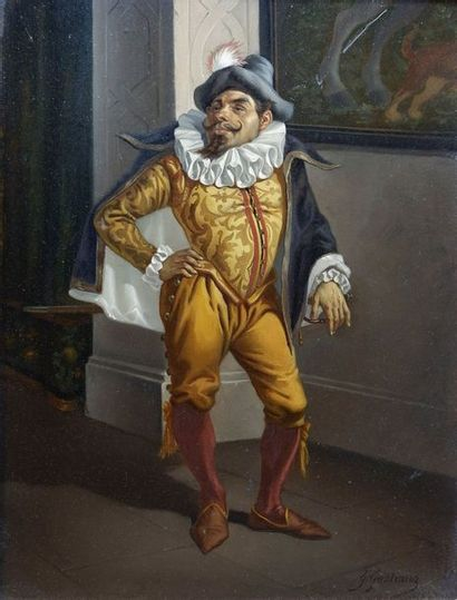 G. GOSTIAUX (1838-?)