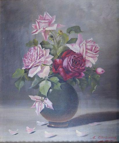 Nicolaï Alexandovitch OKOLOWICZ (1867-c.1928)