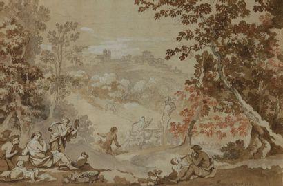 Ecole de Charles NATOIRE (1700-1777)
