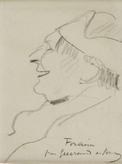 Attribué à Lucien Victor GUIRAND DE SCÉVOLA (1871-1950)
