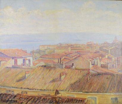 Léon DE LA QUINTINYE (1875-?)
