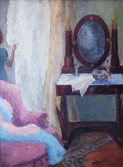 LAZARE VOLOVICK (1902-1977)