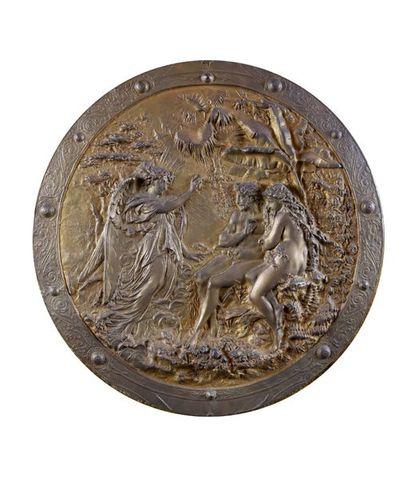 LÉONARD MOREL-LADEUIL (1820-1888)