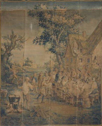 Ecole du XIXe siècle d'après TENIERS