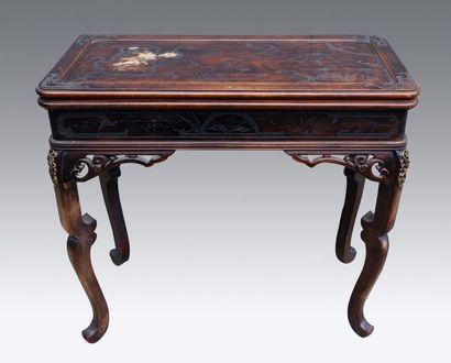 Dans le goût de Gabriel VIARDOT (1830-1906)