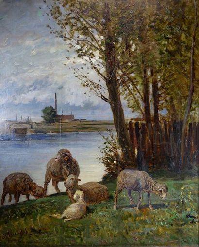 Albert Henrich BRENDEL (1827-1895)
