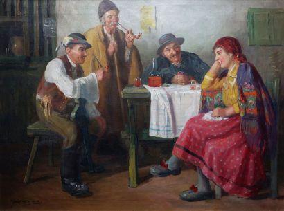 Andor HORVATH (1876-1933)