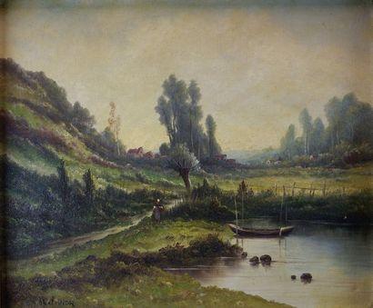 W.A. OKALOVITCH (XXe siècle)