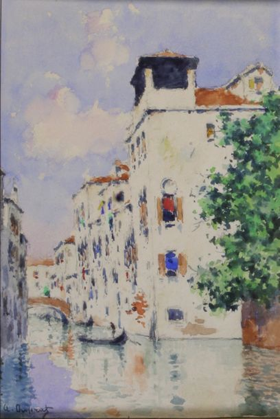 Albert Ferdinand DUPRAT (1882-1974)