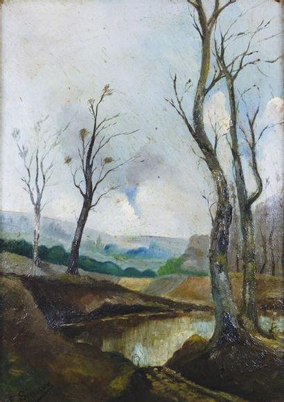 E. SIAUVE (XIXe siècle)