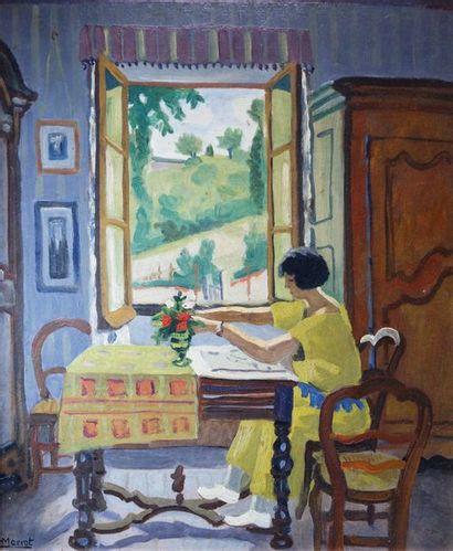 H. MARROT (XXe siècle)