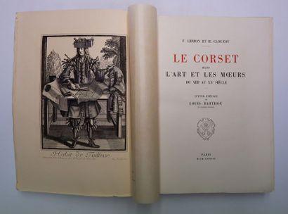F. LIBRON et H. CLOUZOT. Le Corset dans l'art...