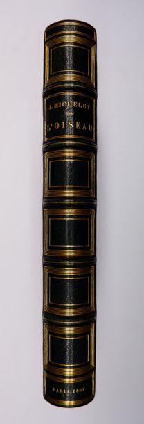 Jules MICHELET. L'Oiseau. Paris, Hachette,...