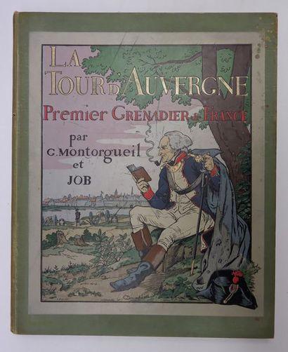 Georges MONTORGUEIL. La Tour d'Auvergne,...