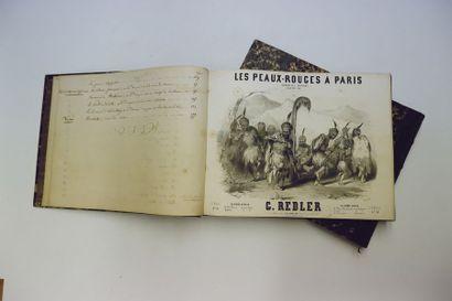 G. REDLER. [Quadrilles, valses, polkas, galops…]....
