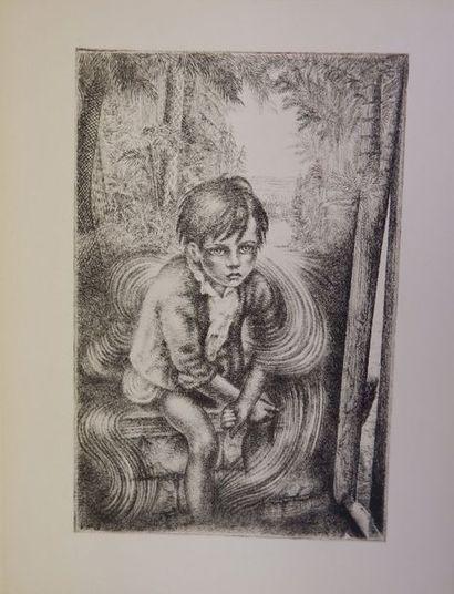Arthur RIMBAUD. Les Poètes de sept ans. Paris,...