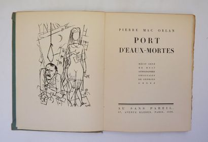 Gustave COQUIOT. Suite provinciale. Paris, Delpeuch, 1927. In-4, broché. Monod,...